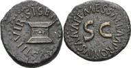 Quadrans 5-4 RÖMISCHE KAISERZEIT Augustus (27 v.Chr.-14 n.Chr.) ss  95,00 EUR  +  3,00 EUR shipping
