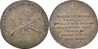 Jeton = 3 Feinsilberkreuzer 1792 RDR Ungarn Habsburg Franz II./I., 1792... 50,00 EUR  zzgl. 3,00 EUR Versand