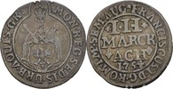 4 Mark 1754 Aachen  ss  40,00 EUR  +  3,00 EUR shipping