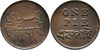 1 Pie 1831-35 Indien - Bengal Pres.  ss kl. Randfehler  10,00 EUR  zzgl. 3,00 EUR Versand