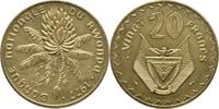20 Francs 1977 Ruanda Essay - Probe Bananenstaude Stempelglanz  50,00 EUR  zzgl. 3,00 EUR Versand