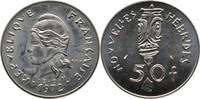 50 Francs 1972 Franz. Hebriden - Vanuatu Essay - Probe Stempelglanz  50,00 EUR  zzgl. 3,00 EUR Versand