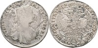 1/2 Taler 1765 RDR Tirol Hall Maria Theresia, 1740-1780 fleckig, f.ss/ss  100,00 EUR  zzgl. 3,00 EUR Versand