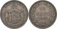 10 Bani 1867 HEATON Rumänien Karl I., 1866-81 ss  15,00 EUR  zzgl. 3,00 EUR Versand