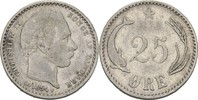 25 Öre 1894 VBP Dänemark Christian IX., 1863-1906 ss-  35,00 EUR  zzgl. 3,00 EUR Versand