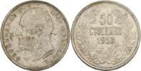 50 Stotinki 1913 Bulgarien Ferdinand I., 1887-1918 fast vz/vz  20,00 EUR  zzgl. 3,00 EUR Versand