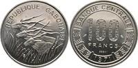 100 Francs 1971 Gabun Essay - Probe Elenantilopen Bankfrisch  30,00 EUR  zzgl. 3,00 EUR Versand