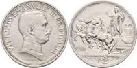 2 Lire 1916 R Italien Vittorio Emanuele III., 1900-46 ss kl. Randfehler  18,00 EUR  zzgl. 3,00 EUR Versand