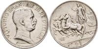 1 Lira 1917 R Italien Vittorio Emanuele III., 1900-46 ss  14,00 EUR  zzgl. 3,00 EUR Versand