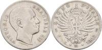 1 Lira 1907 R Italien Vittorio Emanuele III., 1900-46 fast ss  20,00 EUR  zzgl. 3,00 EUR Versand