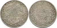 5 Qirsh 1911 H Ägypten Muhammad V., 1909-14 ss  15,00 EUR  zzgl. 3,00 EUR Versand