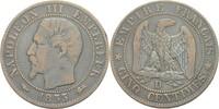 5 Centimes 1855 D Frankreich Napoleon III., 1852-70 ss  13,00 EUR  zzgl. 3,00 EUR Versand
