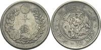 10 Sen 1888 Japan Mutsuhito, 1867-1912 fast vz  20,00 EUR  zzgl. 3,00 EUR Versand