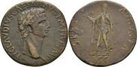 Sesterz 41-42 RÖMISCHE KAISERZEIT Claudius, 41 - 54 ss  275,00 EUR kostenloser Versand