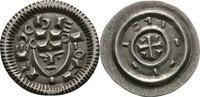 Denar 1131-1141 Ungarn Béla II., 1131-1141 vz  40,00 EUR  zzgl. 3,00 EUR Versand