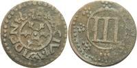 III Pfennig 1678 Wiedenbrück, Stadt  ss  85,00 EUR