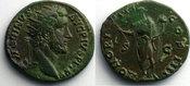Römische Kaiserzeit R/ HONORI AVG COS II...
