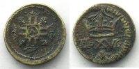 Münzgewichte  Poids monétaire du Demi Louis d'or aux 8 L (Louis XIII ou XIV)    TTB