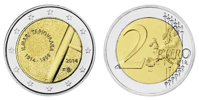 Finnland - 2 Euro