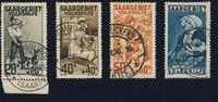 Saargebiet - Volkshilfe: Pflegedienste Ausgabetag 25. Oktober 1926 2... 42,00 EUR