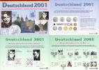 Kursmünzensatz   +Briefmarken 2001 - zusammen in einem attraktiven, ill... 19,90 EUR  zzgl. 3,90 EUR Versand