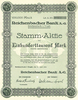Aktie   REICHENBACHER BANK - Reichenbacher Bank A.=G. Reichenbach i. Vo... 9,00 EUR  zzgl. 3,90 EUR Versand