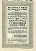 BRAUNKOHLE-BENZIN A.G. BERLIN - Braunkohle-Benzin Aktiengesellschaft... 9,00 EUR  zzgl. 3,90 EUR Versand