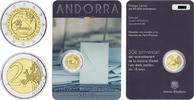2 Euro 2015  Andorra -   '30 Jahre Volljährigkeit mit dem 18. Lebensjah... 29,80 EUR  zzgl. 3,90 EUR Versand