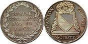 Batzen 1813 Schweiz 40 Batzen 1813 Schweiz...