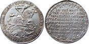 Breiter Reichstaler 1671 Sachsen breiter v...