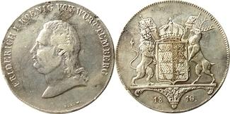 Taler 1810 Württemberg 1 Taler 1810 Württe...