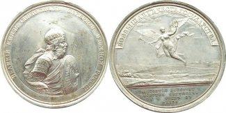 Medaille 1796 Russland Zinnmedaille 1762 -...