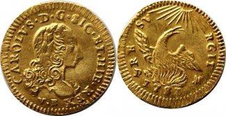 Oncia d'Oro 1751 Italien Oncia d'Oro 1751 ...
