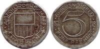 5 Pf 1918, Horb (Württemberg) - Amtskörperschaft,  vz  7,50 EUR  zzgl. 3,50 EUR Versand