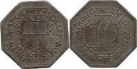 10 Pf 1918, Horb (Württemberg) - Amtskörperschaft,  vz  7,00 EUR  zzgl. 3,50 EUR Versand