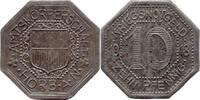 10 Pf 1918, Horb (Württemberg) - Amtskörperschaft,  etwas korrodiert, s... 4,00 EUR  zzgl. 3,50 EUR Versand