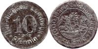 10 Pf 1919, Lembeck (Westfalen) - Herrlichkeit,  Av Rdf., ss  3,00 EUR  zzgl. 3,50 EUR Versand
