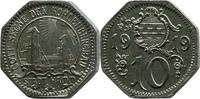10 Pf 1919, Hamm (Westfalen) - Stadt,  ss-vz/vz  6,00 EUR  zzgl. 3,50 EUR Versand