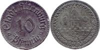 10 Pf 1920, Altenburg (Sachsen-Altenburg) - Stadt,  Schrötlingsfehler a... 2,50 EUR  zzgl. 3,50 EUR Versand