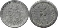 5 Pf 1917, Dillingen (Bayern) - Stadt,  ss-vz  5,00 EUR  zzgl. 3,50 EUR Versand