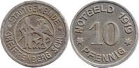 10 Pf 1919, Greiffenberg (Schlesien) - Stadt,  ss  10,00 EUR  zzgl. 3,50 EUR Versand