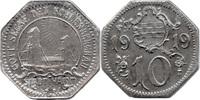 10 Pf 1919, Hamm (Westfalen) - Stadt,  Rv minim. Rost, ss  3,50 EUR  zzgl. 3,50 EUR Versand