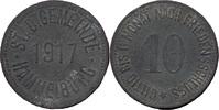 10 Pf 1917, Hammelburg (Bayern) - Stadt,  korrodiert, ss  1,50 EUR  zzgl. 3,50 EUR Versand