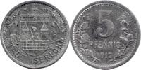 5 Pf 1917 Iserlohn (Westfalen) - Stadt,  ss-vz  2,50 EUR  zzgl. 3,50 EUR Versand