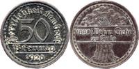 50 Pf 1919 Lembeck (Westfalen) - Herrlichkeit,  ss-vz  7,00 EUR  zzgl. 3,50 EUR Versand