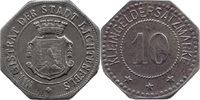 10 Pf o. J., Lichtenfels (Bayern) - Stadt,  korrodiert, ss  1,50 EUR  zzgl. 3,50 EUR Versand