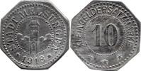 10 Pf 1918, Melsungen (Hessen-Nassau) - Stadt,  ss  5,00 EUR  zzgl. 3,50 EUR Versand