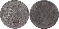 50 Pf 1917, Lenggries (Bayern) - Gemeinde,  korrodiert, ss  7,00 EUR  zzgl. 3,50 EUR Versand