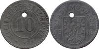 10 Pf 1918, Mosbach (Baden) - Stadt,  ss  4,50 EUR  zzgl. 3,50 EUR Versand