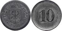 10 Pf 1917, Nördlingen (Bayern) - Stadt,  ss-vz  4,00 EUR  zzgl. 3,50 EUR Versand